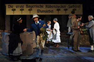Zucker - Luisenburgfestspiele Wunsiedel
